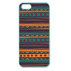 Ethnic Style Tribal Patterns Graphics Vector Apple Seamless iPhone 5 Case (Color)