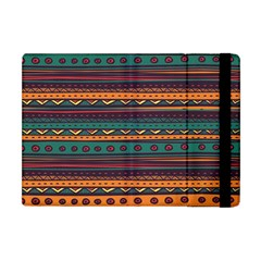 Ethnic Style Tribal Patterns Graphics Vector Apple Ipad Mini Flip Case