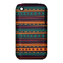 Ethnic Style Tribal Patterns Graphics Vector iPhone 3S/3GS