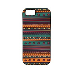 Ethnic Style Tribal Patterns Graphics Vector Apple iPhone 5 Classic Hardshell Case (PC+Silicone)