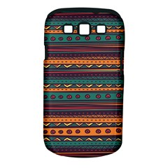 Ethnic Style Tribal Patterns Graphics Vector Samsung Galaxy S Iii Classic Hardshell Case (pc+silicone)