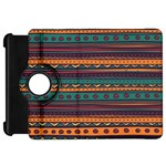 Ethnic Style Tribal Patterns Graphics Vector Kindle Fire HD 7  Front