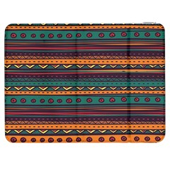 Ethnic Style Tribal Patterns Graphics Vector Samsung Galaxy Tab 7  P1000 Flip Case