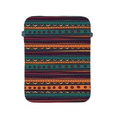 Ethnic Style Tribal Patterns Graphics Vector Apple Ipad 2/3/4 Protective Soft Cases