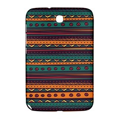 Ethnic Style Tribal Patterns Graphics Vector Samsung Galaxy Note 8 0 N5100 Hardshell Case