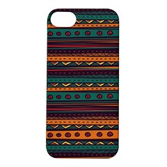 Ethnic Style Tribal Patterns Graphics Vector Apple Iphone 5s/ Se Hardshell Case