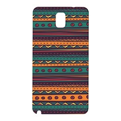 Ethnic Style Tribal Patterns Graphics Vector Samsung Galaxy Note 3 N9005 Hardshell Back Case