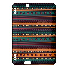 Ethnic Style Tribal Patterns Graphics Vector Kindle Fire Hdx Hardshell Case