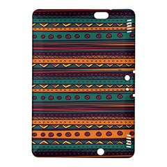 Ethnic Style Tribal Patterns Graphics Vector Kindle Fire Hdx 8 9  Hardshell Case