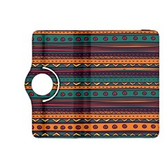 Ethnic Style Tribal Patterns Graphics Vector Kindle Fire Hdx 8 9  Flip 360 Case