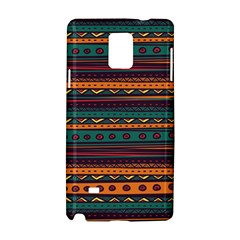 Ethnic Style Tribal Patterns Graphics Vector Samsung Galaxy Note 4 Hardshell Case