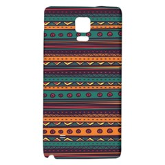 Ethnic Style Tribal Patterns Graphics Vector Galaxy Note 4 Back Case