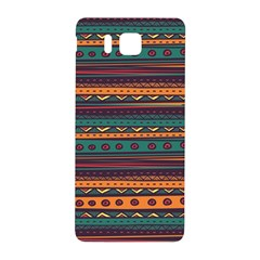Ethnic Style Tribal Patterns Graphics Vector Samsung Galaxy Alpha Hardshell Back Case