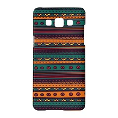 Ethnic Style Tribal Patterns Graphics Vector Samsung Galaxy A5 Hardshell Case