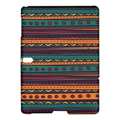 Ethnic Style Tribal Patterns Graphics Vector Samsung Galaxy Tab S (10 5 ) Hardshell Case