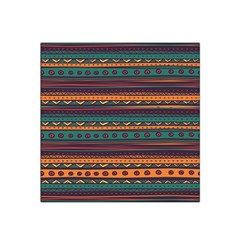 Ethnic Style Tribal Patterns Graphics Vector Satin Bandana Scarf