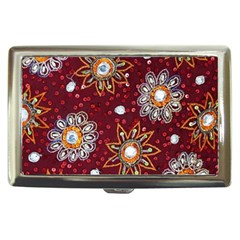 India Traditional Fabric Cigarette Money Cases