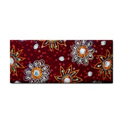 India Traditional Fabric Cosmetic Storage Cases