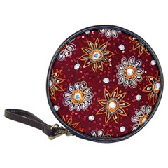 India Traditional Fabric Classic 20 Cd Wallets