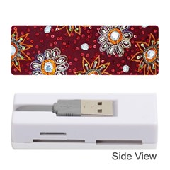 India Traditional Fabric Memory Card Reader (stick)