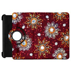 India Traditional Fabric Kindle Fire Hd 7