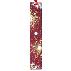 India Traditional Fabric Large Book Marks