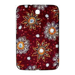 India Traditional Fabric Samsung Galaxy Note 8.0 N5100 Hardshell Case