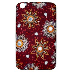 India Traditional Fabric Samsung Galaxy Tab 3 (8 ) T3100 Hardshell Case