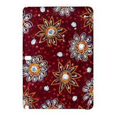 India Traditional Fabric Samsung Galaxy Tab Pro 12.2 Hardshell Case