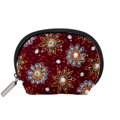 India Traditional Fabric Accessory Pouches (small)