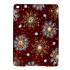 India Traditional Fabric Ipad Air 2 Hardshell Cases