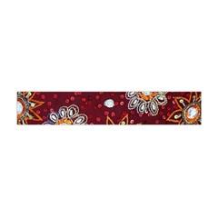 India Traditional Fabric Flano Scarf (Mini)