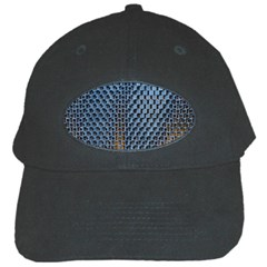 Parametric Wall Pattern Black Cap