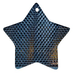 Parametric Wall Pattern Star Ornament (Two Sides)