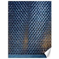 Parametric Wall Pattern Canvas 36  x 48