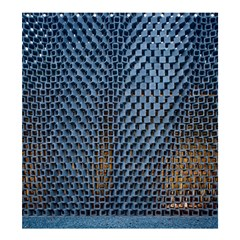 Parametric Wall Pattern Shower Curtain 66  X 72  (large)