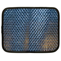 Parametric Wall Pattern Netbook Case (xxl)