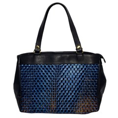 Parametric Wall Pattern Office Handbags