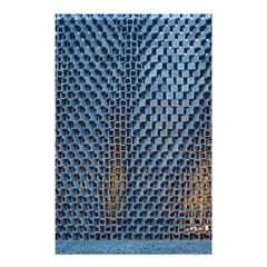 Parametric Wall Pattern Shower Curtain 48  X 72  (small)