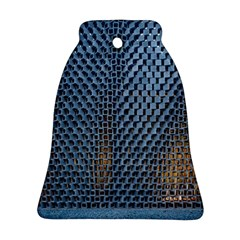Parametric Wall Pattern Bell Ornament (Two Sides)