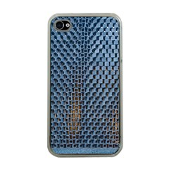 Parametric Wall Pattern Apple Iphone 4 Case (clear)
