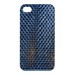 Parametric Wall Pattern Apple Iphone 4/4s Hardshell Case
