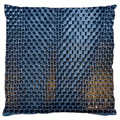 Parametric Wall Pattern Large Cushion Case (two Sides)