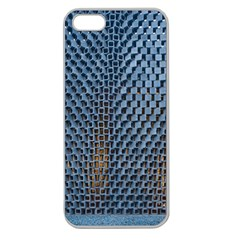 Parametric Wall Pattern Apple Seamless Iphone 5 Case (clear)