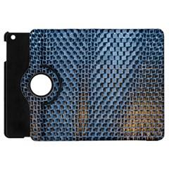 Parametric Wall Pattern Apple iPad Mini Flip 360 Case