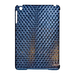 Parametric Wall Pattern Apple Ipad Mini Hardshell Case (compatible With Smart Cover)