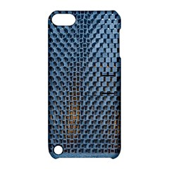 Parametric Wall Pattern Apple Ipod Touch 5 Hardshell Case With Stand