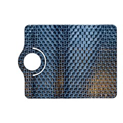 Parametric Wall Pattern Kindle Fire Hd (2013) Flip 360 Case