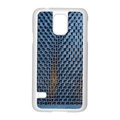Parametric Wall Pattern Samsung Galaxy S5 Case (white)