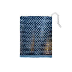 Parametric Wall Pattern Drawstring Pouches (Small)